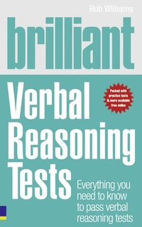Brilliant Verbal Reasoning Tests (h�ftad)