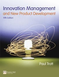 Innovation Management and New Product Development (h�ftad)