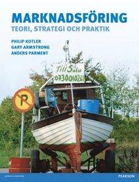 Marknadsfsring: teori, strategi och praktik (e-bok)