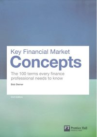 Key Financial Market Concepts (h�ftad)