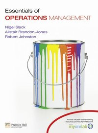 Essentials of Operations Management