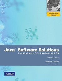Java Software Solutions with MyProgrammingLab 7th Edition Pearson International Edition Book/CD Package ()