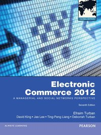 Electronic Commerce 2012 Global Edition (h�ftad)