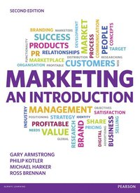 Marketing: An Introduction (h�ftad)