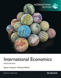 International Economics: International Edition (h�ftad)
