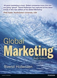 Global Marketing 6th edn (h�ftad)