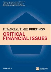 Critical Financial Issues (h�ftad)
