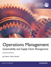 Operations Management, Global Edition (h�ftad)