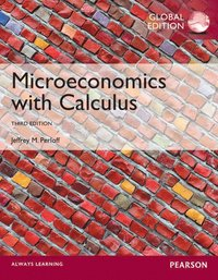 Microeconomics with Calculus, Global Edition (h�ftad)