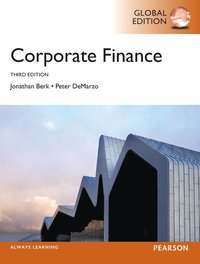 Corporate Finance, Global Edition (h�ftad)