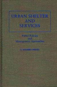 Urban Shelter and Services (h�ftad)