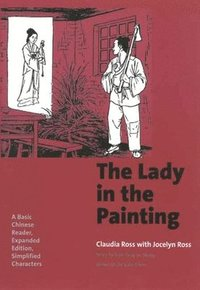 The Lady in the Painting (h�ftad)
