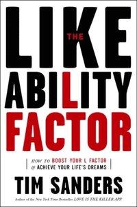 Likeability Factor (e-bok)