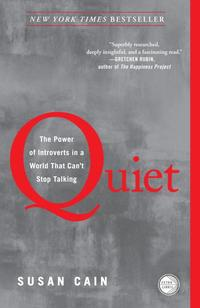 Quiet: The Power of Introverts in a World That Can't Stop Talking (h�ftad)