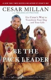 Be the Pack Leader: Use Cesar's Way to Transform Your Dog... and Your Life (häftad)