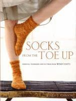 Socks from the Toe Up (h�ftad)