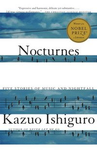 Nocturnes: Five Stories of Music and Nightfall (inbunden)