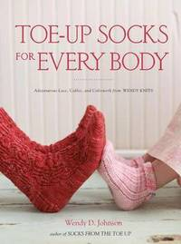 Toe-up Socks for Every Body (h�ftad)