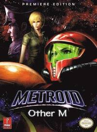 Metriod : Other M Official Game Guide