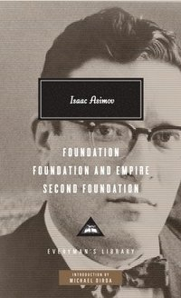 Foundation, Foundation and Empire, Second Foundation (inbunden)