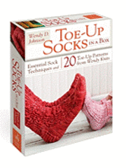 Toe-up Socks in a Box (h�ftad)