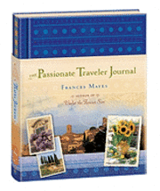 The Passionate Traveler Journal (inbunden)