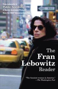 Fran Lebowitz Reader (h�ftad)