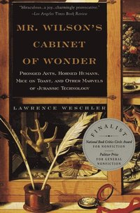 Mr. Wilson's Cabinet Of Wonder (e-bok)
