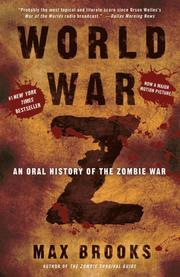 World War Z: An Oral History of the Zombie War (pocket)