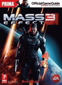 Mass Effect 3 Official Game Guide (h�ftad)