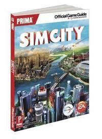 SimCity Official Game Guide (inbunden)