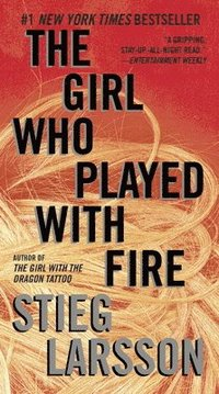 The Girl Who Played with Fire (pocket)