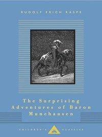 The Surprising Adventures of Baron Munchausen (inbunden)