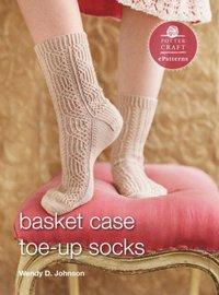 Basket Case Socks (h�ftad)