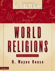 Charts of World Religions (h�ftad)