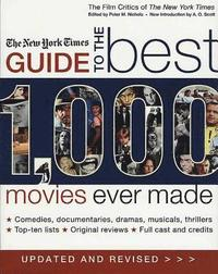 The New York Times Guide to the Best 1,000 Movies Ever Made (h�ftad)