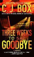 Three Weeks to Say Goodbye (pocket)