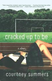 Cracked Up to be (h�ftad)