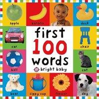 Big Board First 100 Words (kartonnage)
