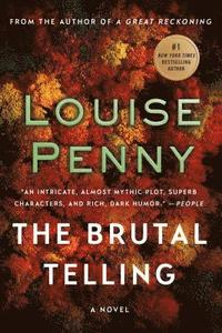 The Brutal Telling (inbunden)