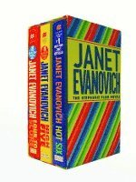 Plum Boxed Set 2 (4, 5, 6): Contains Four to Score, High Five and Hot Six (pocket)