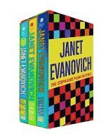 Janet Evanovich Boxed Set #4: Contains Ten Big Ones, Eleven on Top, and Twelve Sharp (pocket)