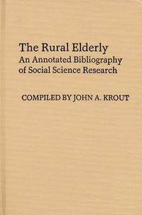 The Rural Elderly (h�ftad)