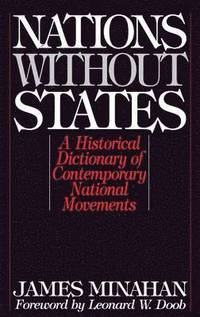 Nations without States (inbunden)