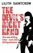 The Devil's Right Hand (h�ftad)