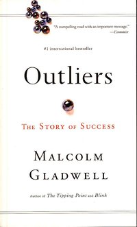 Outliers (US) (pocket)