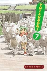 Yotsuba&;!: v. 7 (h�ftad)