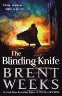 The Blinding Knife (inbunden)