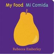 Mi Comida = My Food (kartonnage)