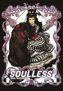 Soulless: The Manga (h�ftad)
